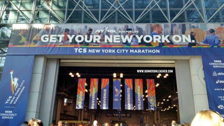 TCS New York City Marathon Expo